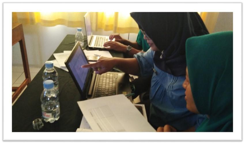 Workshop dan Pembahasan Program Kerja Teaching Factory