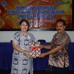 Perkuat Budaya Kerja, SMK Negeri 1 Pracimantoro Datangkan GM @Hom Premiere Timoho Hotel Yogyakarta